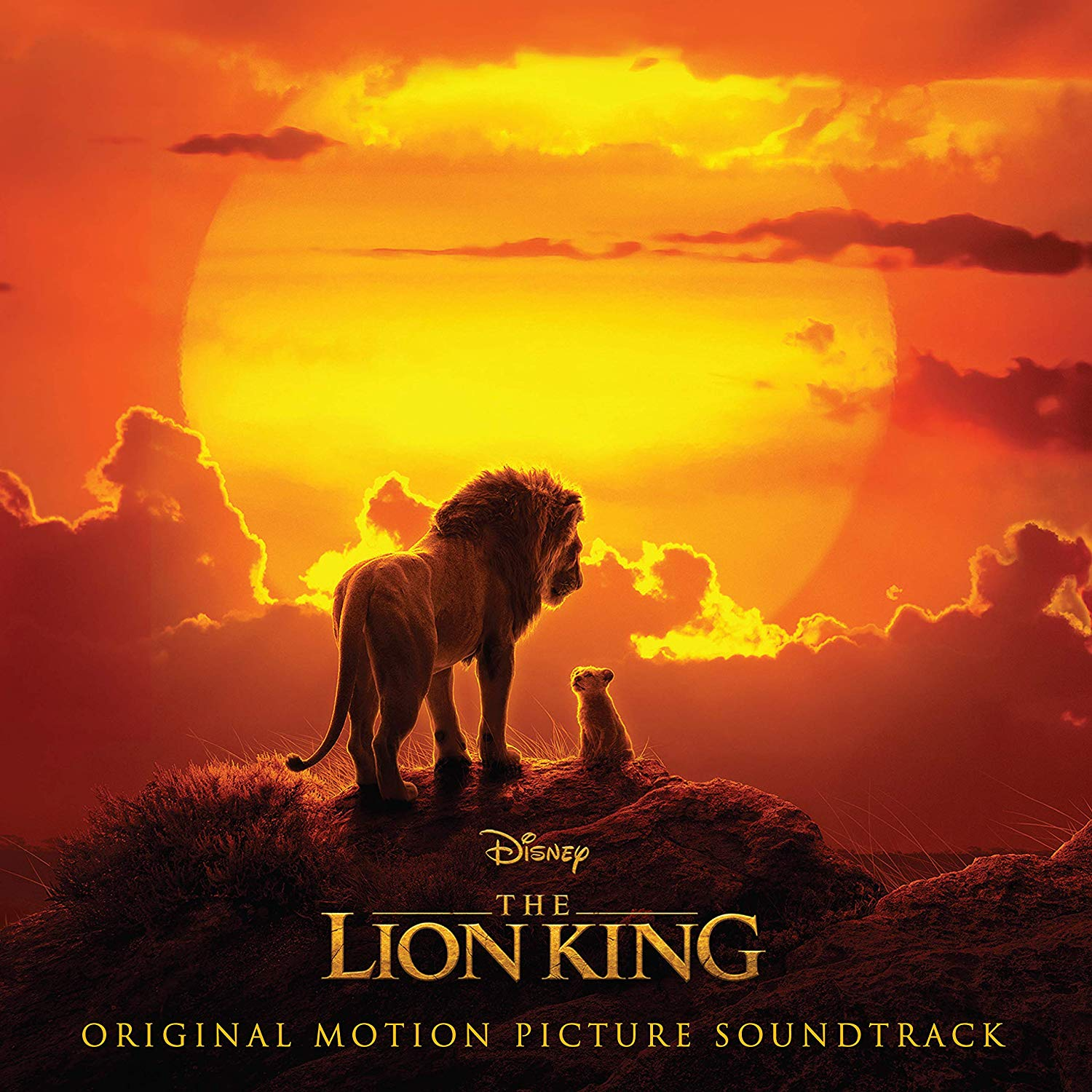 ultratop be - Soundtrack - The Lion King [2019]